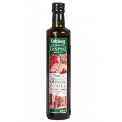 Olej olivový Latzimas Bio 500ml