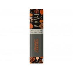 Tyčinka  čokoládová karamelová BIO Vivani 40g
