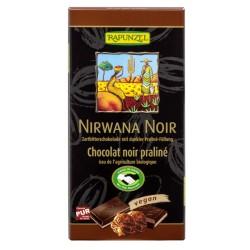 Čokoláda horká Nirwana  100g BIO Rapunzel