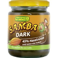 Samba Dark - čoko-oriešková pomazánka 250g BIO