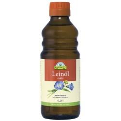 Olej ľanový 250 ml BIO Rapunzel