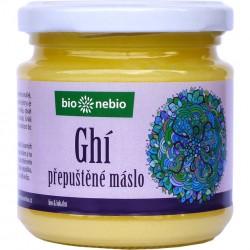 Maslo prepúšťané Ghí 210ml Ghi BN