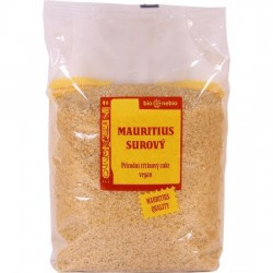 Cukor trstinový prírodný Surový 1kg BNB