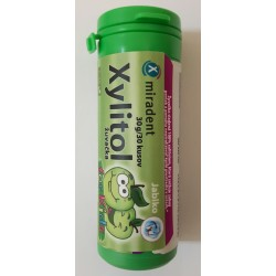 Xylitolové žuvačky pre deti jablko 30ks