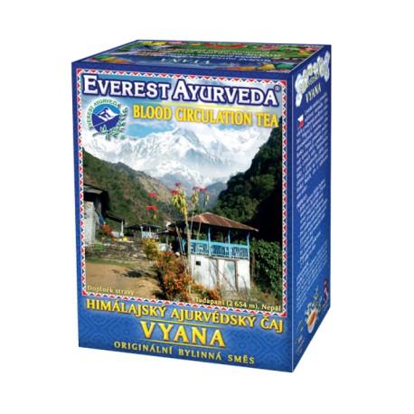 Ajurvédsky čaj - VYANA 100g