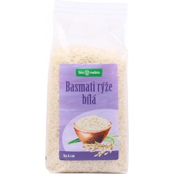 Ryža basmati biela  BIO 500 g BN