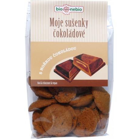 Moje sušienky čokoládové 130 g BN