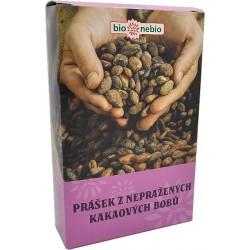 Kakao z nepražených kak. bôbov 150g