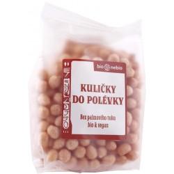 Hrášky do polievky pšeničné BIO 130 g BN