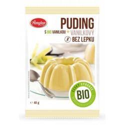 Puding vanilkový BIO 40 g Amylon