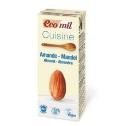 Špecialita kulinárska z mandlí BIO 200 ml EcoMil