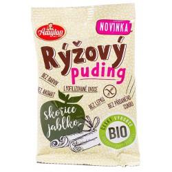 Puding ryžový so škoricou a jablkom 40g Bio Amylon