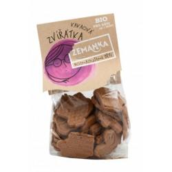 Špaldové zvieratká kakaové BIO 100 g Zemanka