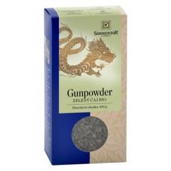 Čaj Gunpowder zelený 100 g Sonnentor