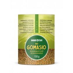 Gomasio sezamovo-ľanové s morskými riasami BIO150g
