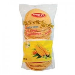 Placky kukuričné bzgl. 100g Vepy