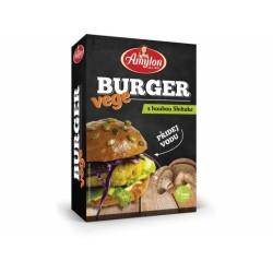 Vege burger s hubami shitake 125g BZL