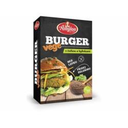 Vege burger so šošovicou a bylinkami 125g BZL