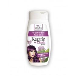 Šampón regeneračný Keratin+Chinin 260ml