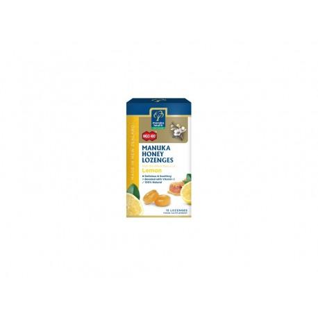 Cukrík s manuka medom citrón/bal