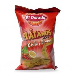 Chipsy - banánové chilli 100g Platanos