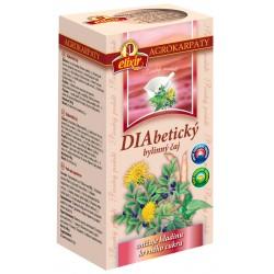 Čaj Diabetický 20x2g Agrokarpaty