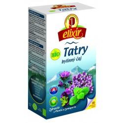 Čaj bylinný Tatry bio Elixír 30g