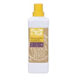 Gél do umývačky z mydlových orechov 1000 ml Yellow