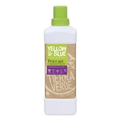 Gél prací levanduľa z mydl. orechov 1000 ml Yellow
