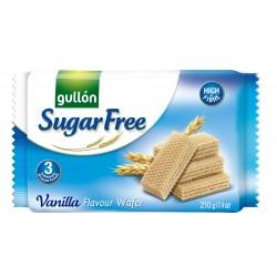 Gullon Vanilla Wafer bez cukru 210g.