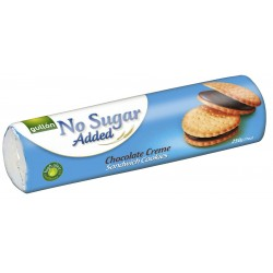 Gullon Chocolate Creams bez cukru 250g