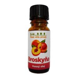 Vonný olej - Broskyňa 10ml