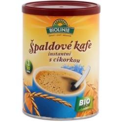 Kávovina špaldová s cigóriou BIO 100 g Biolinie