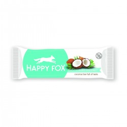 Tyčinka kokosová  40g HAPPY FOX