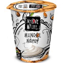 Zakysaný BIO mandľový jogurt  biely 125g VEGAN