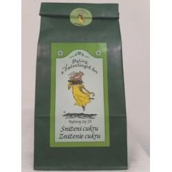 Čaj Zníženie cukru syp. 50 g. Kačenka