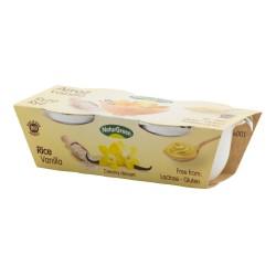 Dezert ryžový vanilkový BIO 2x125 g Natur Green