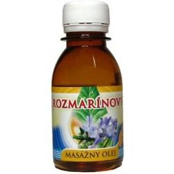 Rozmarínový masážny olej 100ml