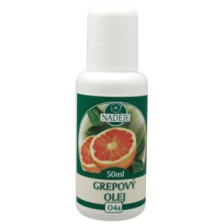 Grapefruitové semienko olej 50ml Nadeje