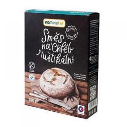 Zmes na chlieb rustikálny 500 g Bzl. Nominal