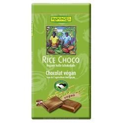 Čokoláda ryžová  Bio 100g  Rapunzel