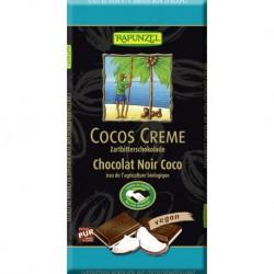 Čokoláda horká s kokos.náplňou Bio 100g VEGAN