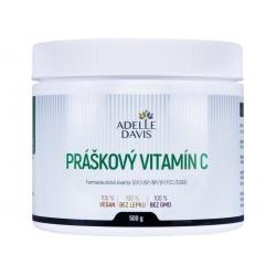 """Vitamín  """"C"""" práškový 500g   VEGAN"""