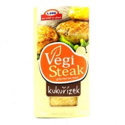 "Vegi steak kukurezeň  150g  ""VEGAN""   VETO"