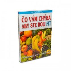 Kniha Čo vám chýba aby ste boli  fit
