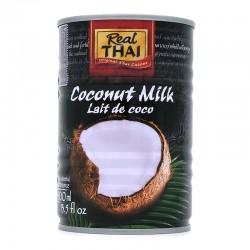 Kokosové mlieko  Real Thai   400ml