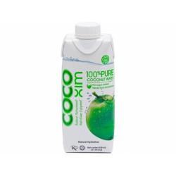 Kokosová voda  100% COCO 330 ml