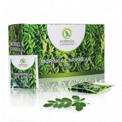 Moringa čaj  porcovaný  - drvené listy 36g