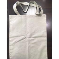 Ľanovo - bavlnená nákupná taška 34x43cm