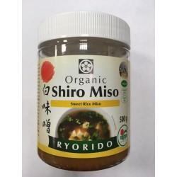 Shiro Miso sladke ryzove biele Bio 500g